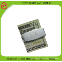 Stainless Steel OEM/ODM Money Clip (XY-Hz1016)