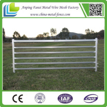Metal Livestock Portable Steel Tube Corral Fencing / Cattle Panels / Sheep Panel