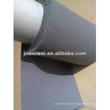 manchon de fibre de verre de silicone manchon de fibre de verre enduit de silicone
