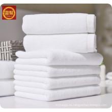 toalla de baño blanca del nuevo estilo del 100% microfibra, toalla del hotel, toalla de la cara tejida