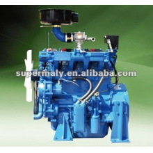 Стабильный газовый двигатель на 50 л.с.