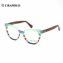 New Style new model acetate optical frame for women