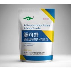 Sulfaquinoxaline Sodium Soluble Powder