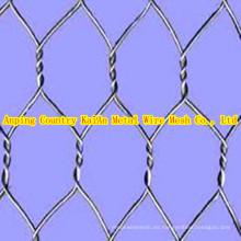 Hexagonal Gabion Wire Netting / red de alambre Hexagonal / malla Gabion ----- Anping 30 años de fábrica