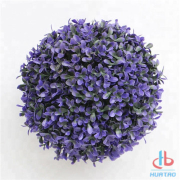 Artificiale Purple Peanut Grass Ball