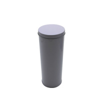 Round Shape Tin Can Wholesale Metal Tin container for Food Packaging