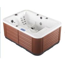 Pequeña bañera de acrílico al aire libre del BALNEARIO (JL993)
