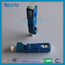 Sc-LC Hybrid Fiber Optic Adapter, Male to Female