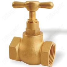 Simple Brass Stop Valves