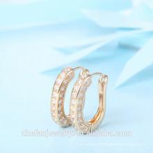 neue Modell Ohrringe einfache Hochzeit Zubehör Clip auf Ohrring