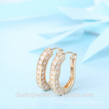 new model earrings simple wedding accessories clip on earring