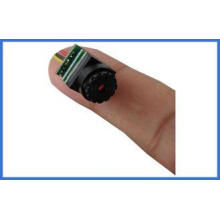 High definition PAL NTSC Audio Mini CCTV Camera , hidden ca
