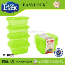 Liquid container, PP cup, round plastic container with screw lid