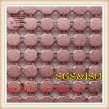 Metal / décoratif / maille de rideau en maillon de chaîne