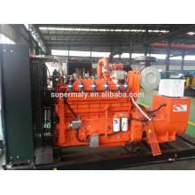 Зеленая мощность 20кВА-1000кВА Комплект генераторов биогаза с низким потреблением и на месте установки