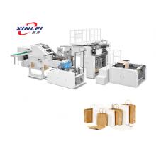 Rundseil-Handtaschen-Papiertüten-Maschine