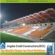 Prefabricated Light Steel Structure Stadium Bleachers