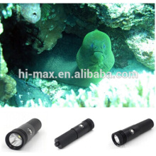 Small Diving light led torch light osram rechargeable