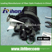 4 ports vertical/dome Fiber Optic Joint closure