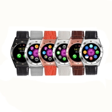 GSM Voice call smart watches with LCD&TD