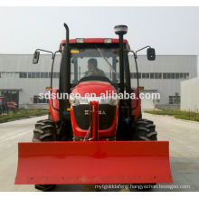 Best quality!! front dozer blade mount on farm tractor