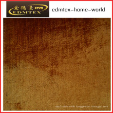 Plain Chenille Fabric for Sofa Packing in Rolls (EDM0171)