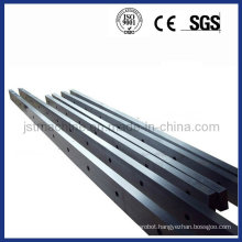 Metal Shearing Blade for Stainless Steel Cutting