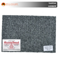 nova moda harris tecido de casaco de cashmere tweed