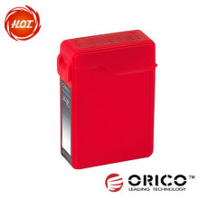 ORICO AC25-B-RD 2.5'' Dual Bay HDD protection box