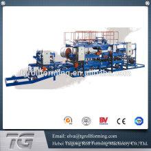 Proveedor de China de la máquina caliente de la prensa del panel de emparedado de la venta