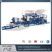 China supplier of hot sale sandwich panel press machine