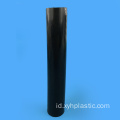 250mm Diameter Hitam MC Casting Nylon Rod