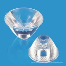 Lente de reflector de inyección de vidrio de alta calidad OEM