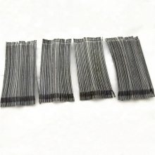 High Carbon Material Steel Fiber for reinforce cement in concrete