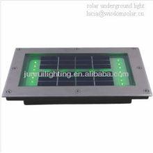 LED solar Garten Ziegel Licht