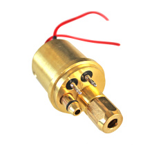 Rear central plug for mig welding torch
