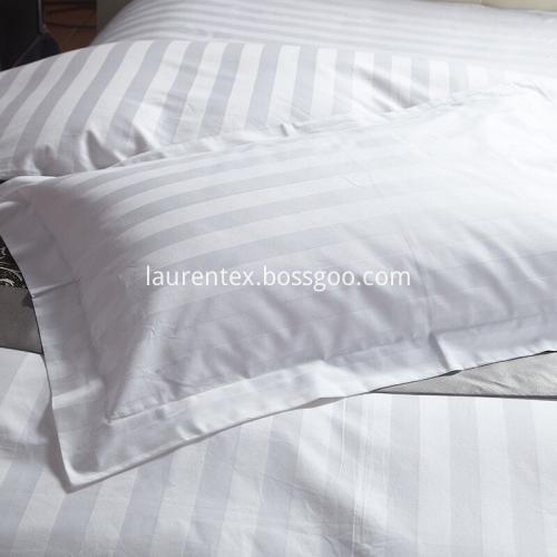 3cm stripe pillow sham