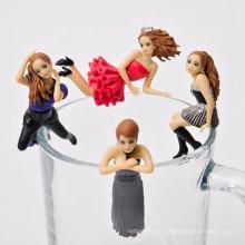 Novo 2016 Action Figure Toy no brinquedo da novidade do copo