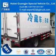 Camiones refrigerados de China JAC mini 4x2 camión aislado luz refigerated camión refrigerado camión panel aislado