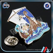 Badges personnalisés pin, nice epingle émail à vendre