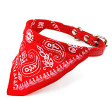 Pet Bandana with Adjustable Collar