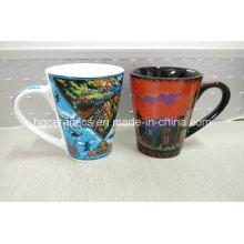 Full Decal Printed Ceramic Mug