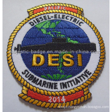 Embroidered Patch Customized Hz 1001 P066