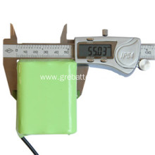 11.1V 6600mAh Lithium Ion Battery