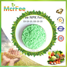 NPK +Te 19-19-19 Water Soluble Compound Fertilizer