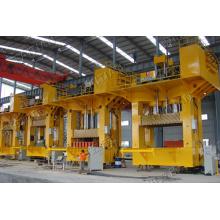 2000tons SMC Molding Hydraulic Press