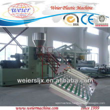 TPU sheet plastic extruder of CE certification Germany quality