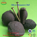 Simn Ball / Silicon Manganese Ball /silicon Manganese Briquette