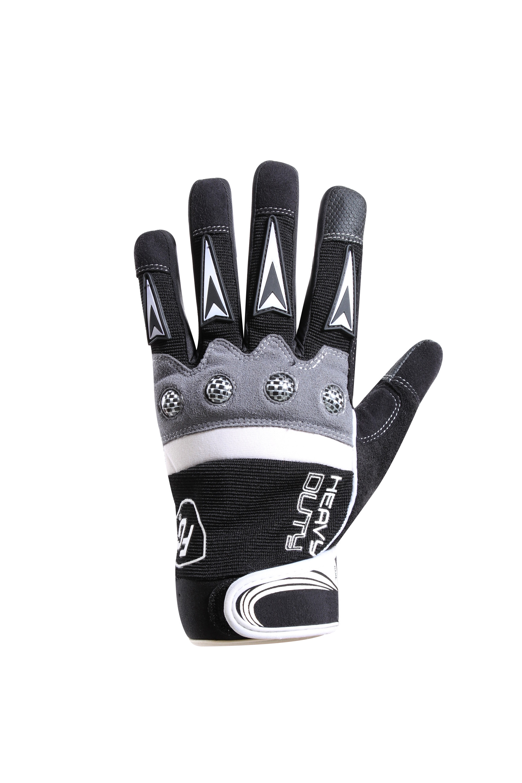 Motorcycling full finger protective gloves