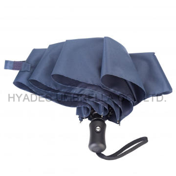 Tahan Angin Navy 3 Folding Umbrella